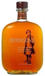 Jefferson's Bourbon Very Small Batch...